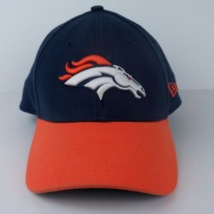 Denver Broncos New Era 39THIRTY Cap Embroidered